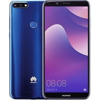 Huawei Y7 (2018) supports frequency bands GSM ,  HSPA ,  LTE. Official announcement date is  March 2018. The device is working on an Android 8.0 (Oreo) with a Octa-core 1.4 GHz Cortex-A53 p