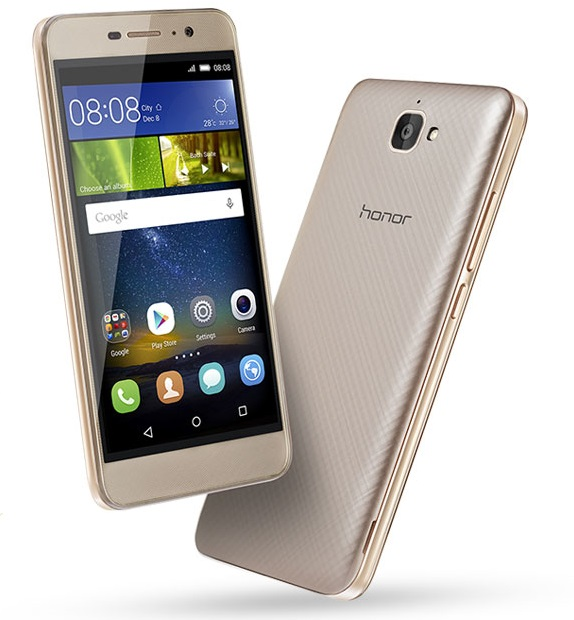 Huawei Honor Holly 2 Plus - description and parameters