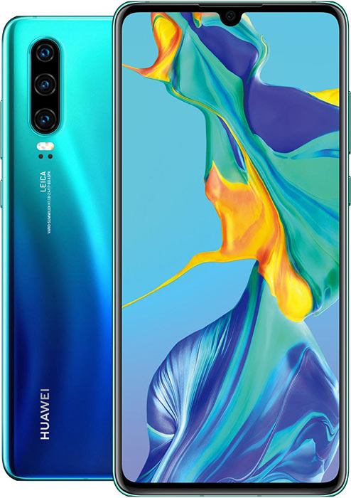 Huawei P30 VOG-AL00 - description and parameters