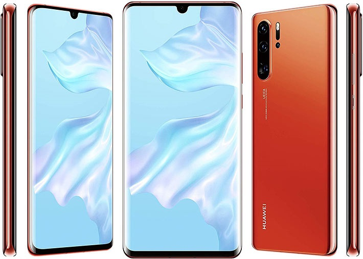 Huawei P30 Pro VOG-AL10 - description and parameters