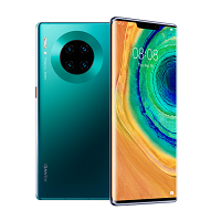Huawei Mate 30 Pro 5G supports frequency bands GSM ,  HSPA ,  LTE ,  5G. Official announcement date is  September 2019. The device is working on an Android 10; EMUI 10 with a Octa-core (2x2