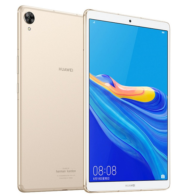 Huawei MediaPad M6 8.4 - description and parameters