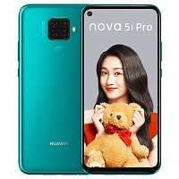 Huawei nova 5i Pro supports frequency bands GSM ,  CDMA ,  HSPA ,  LTE. Official announcement date is  July 2019. The device is working on an Android 9.0 (Pie), EMUI 9.1 with a Octa-core (2