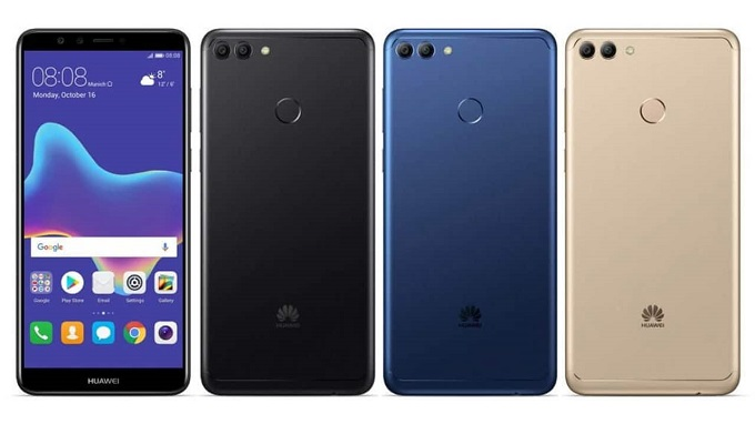 Huawei Y9 (2018) FLA-LX2 - description and parameters