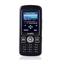 i-mobile 613 supports GSM frequency. Official announcement date is  December 2007. The phone was put on sale in December 2007. i-mobile 613 has 87 MB of built-in memory. The main screen siz