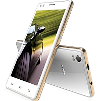 Intex Aqua Power + supports frequency bands GSM and HSPA. Official announcement date is  April 2015. The device is working on an Android OS, v5.0 (Lollipop) with a Quad-core 1.3 GHz Cortex-