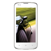 Intex Aqua Speed - description and parameters