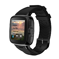 Intex IRist Smartwatch supports frequency bands GSM and HSPA. Official announcement date is  July 2015. The device is working on an Android OS compatible with a Dual-core 1.2 GHz processor