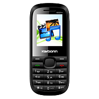 Karbonn K101+ Media Champ supports GSM frequency. Official announcement date is  2012. The main screen size is 1.8 inches  with 128 x 160 pixels  resolution. It has a 114  ppi pixel density