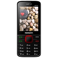 Karbonn K11+ supports GSM frequency. Official announcement date is  2012. The main screen size is 2.4 inches with 240 x 320 pixels  resolution. It has a 167  ppi pixel density.
