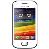 Karbonn K65 Buzz supports GSM frequency. Official announcement date is  2012.