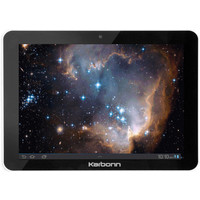 Karbonn Smart Tab 8 doesn't have a GSM transmitter, it cannot be used as a phone. Official announcement date is  2012. The device is working on an Android OS, v4.1.1 (Jelly Bean) with a Dua