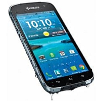 Kyocera Hydro Life supports frequency bands GSM and HSPA. Official announcement date is  August 2014. The device is working on an Android OS, v4.3 (Jelly Bean) with a Quad-core 1.2 GHz Cort