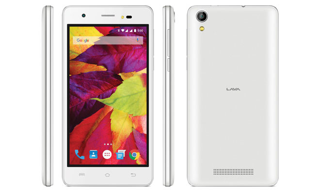 Lava P7 - description and parameters