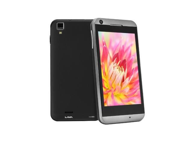 Lava Iris 405+ - description and parameters