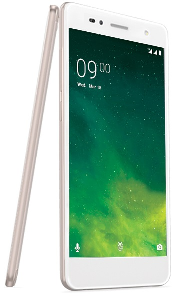Lava Z10 - description and parameters