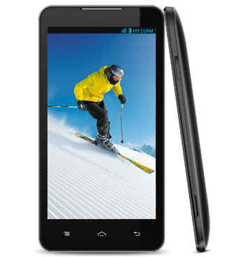 Lava Iris 503e - description and parameters