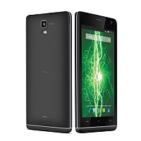 Lava Iris Fuel 50 supports frequency bands GSM and HSPA. Official announcement date is  October 2014. The device is working on an Android OS, v4.4.2 (KitKat) with a Quad-core 1.3 GHz proces