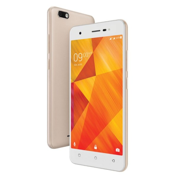Lava Z60s - description and parameters