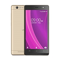 Lava A97 2GB+ supports frequency bands GSM ,  HSPA ,  LTE. Official announcement date is  June 2017. The device is working on an Android 7.0 (Nougat) with a Quad-core 1.3 GHz processor and