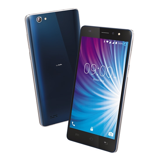 Lava X50 - description and parameters