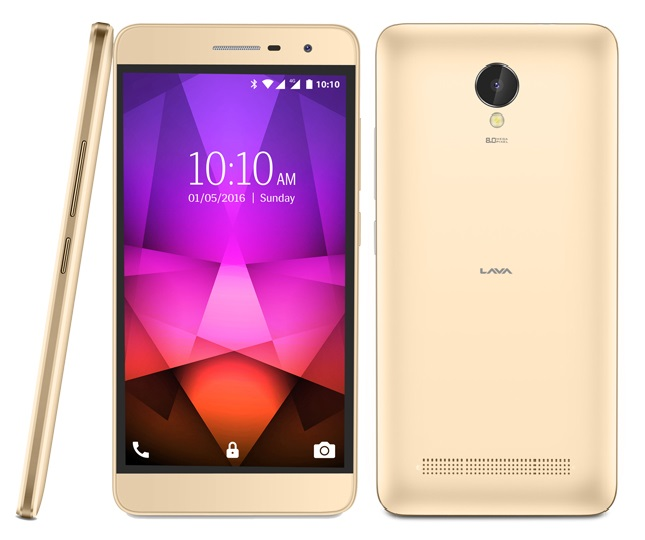 Lava X46 - description and parameters