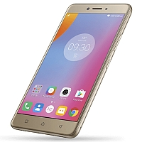 Lenovo K6 Note supports frequency bands GSM ,  HSPA ,  LTE. Official announcement date is  September 2016. The device is working on an Android OS, v6.0 (Marshmallow) with a Octa-core 1.4 GH