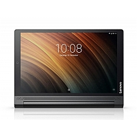Lenovo Yoga Tab 3 Plus supports frequency bands GSM ,  HSPA ,  LTE. Official announcement date is  September 2016. The device is working on an Android OS, v6.0.1 (Marshmallow) with a Octa-c