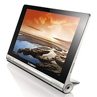 Lenovo Yoga Tablet 8 supports frequency bands GSM and HSPA. Official announcement date is  October 2013. The device is working on an Android OS, v4.2 (Jelly Bean) with a Quad-core 1.2 GHz C