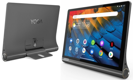 Lenovo Yoga Smart Tab - description and parameters