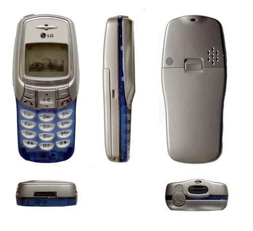 LG W3000 - descripción y los parámetros