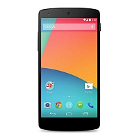LG Nexus 5 supports frequency bands GSM ,  CDMA ,  HSPA ,  LTE. Official announcement date is  October 2013. The device is working on an Android OS, v5.0 (Lolipop) actualized v6.0 (Marshmal