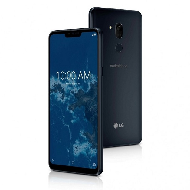 LG G7 One - description and parameters