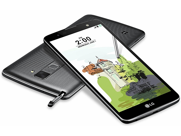 LG Stylus 2 Plus - description and parameters