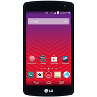 LG Tribute supports frequency bands CDMA ,  EVDO ,  LTE. Official announcement date is  September 2014. The device is working on an Android OS, v4.4.2 (KitKat) with a Quad-core 1.2 GHz proc