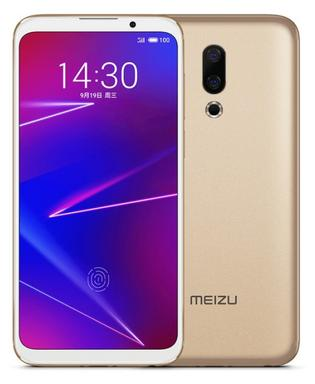 Meizu 16X - description and parameters