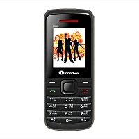 Micromax X118 supports GSM frequency. Official announcement date is  2010. The main screen size is 1.75 inches with 128 x 160 pixels  resolution. It has a 117  ppi pixel density.