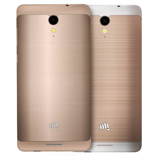 Micromax Vdeo 4 - description and parameters