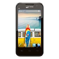 Micromax A61 Bolt supports frequency bands GSM and HSPA. Official announcement date is  November 2013. The device is working on an Android OS, v4.1 (Jelly Bean) with a 1 GHz processor and