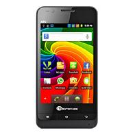 Micromax A73 supports frequency bands GSM and HSPA. Official announcement date is  2011. The device is working on an Android OS, v2.3 (Gingerbread) with a 650 MHz Cortex-A9 processor and  5