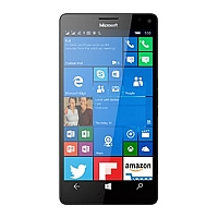 Microsoft Lumia 950 XL supports frequency bands GSM ,  HSPA ,  LTE. Official announcement date is  October 2015. The device is working on an Microsoft Windows 10 with a Quad-core 1.5 GHz Co