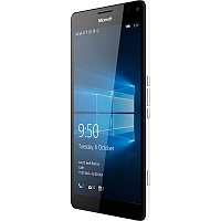 Microsoft Lumia 950 XL Dual SIM supports frequency bands GSM ,  HSPA ,  LTE. Official announcement date is  October 2015. The device is working on an Microsoft Windows 10 with a Quad-core 1