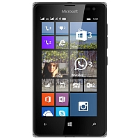 Microsoft Lumia 532 Dual SIM supports frequency bands GSM and HSPA. Official announcement date is  January 2015. The device is working on an Microsoft Windows Phone 8.1 with a Quad-core 1.2
