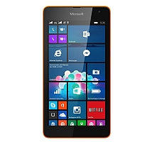 Microsoft Lumia 535 Dual SIM supports frequency bands GSM and HSPA. Official announcement date is  November 2014. The device is working on an Microsoft Windows Phone 8.1 with a Quad-core 1.