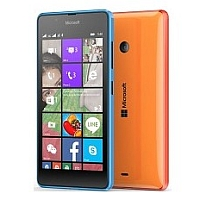 Microsoft Lumia 540 Dual SIM supports frequency bands GSM and HSPA. Official announcement date is  April 2015. The device is working on an Microsoft Windows Phone 8.1 with Lumia Denim with