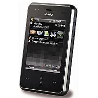 Mitac MIO Leap G50 supports frequency bands GSM and UMTS. Official announcement date is  August 2008. The phone was put on sale in  The phone was put on sale in. The device is working on an