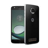 Motorola Moto Z Play supports frequency bands GSM ,  CDMA ,  HSPA ,  LTE. Official announcement date is  August 2016. The device is working on an Android OS, v6.0.1 (Marshmallow), planned u