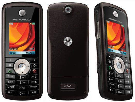 MOTOROLA W360 DRIVER DOWNLOAD FREE