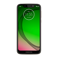 Motorola Moto G7 Play supports frequency bands GSM ,  HSPA ,  LTE. Official announcement date is  February 2019. The device is working on an Android 9.0 (Pie) with a Octa-core (4x1.8 GHz Kr