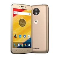 Motorola Moto C Plus supports frequency bands GSM ,  HSPA ,  LTE. Official announcement date is  May 2017. The device is working on an Android 7.0 (Nougat) with a Quad-core 1.3 GHz Cortex-A